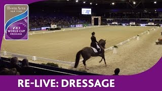 Re-Live - Reem Acra FEI World Cup™ Dressage - Amsterdam - Grand Prix