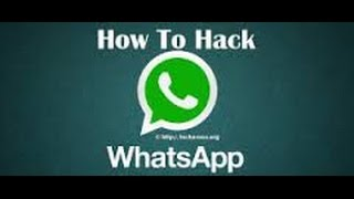 how to use whats app web in your phone and hack your friends whats app account with in 2 minutes in tamil ...... so watch it .... share it ...... you want mo...