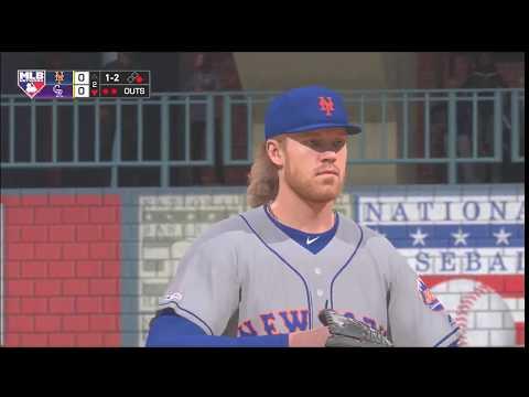 (MLB The Show 19) 2nd Wildcard Spot Race (New York Mets vs Colorado Rockies) 09 17 2019