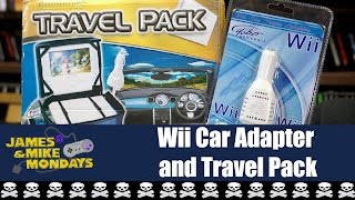 Wii Car Adapter and Travel Pack – James & Mike Mondays