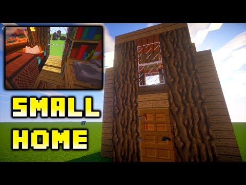 Minecraft How To Build Easy Small House Ideas Tutorial Xbox PS4 PE PC Sma