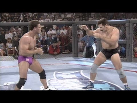 UFC 6 Free Fight: Ken Shamrock vs Dan Severn (1995)