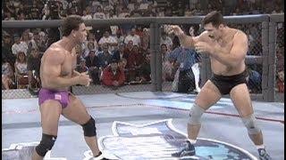 Video UFC 6 Free Fight: Ken Shamrock vs Dan Severn (1995) MP3, 3GP, MP4, WEBM, AVI, FLV Juni 2019
