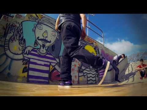 BREAKERHOLICS Video DubSteap Bboy Dance