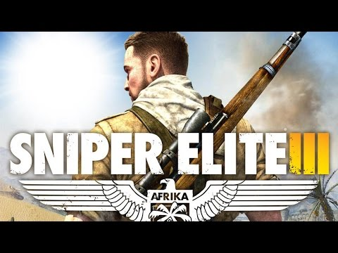 sniper elite xbox youtube