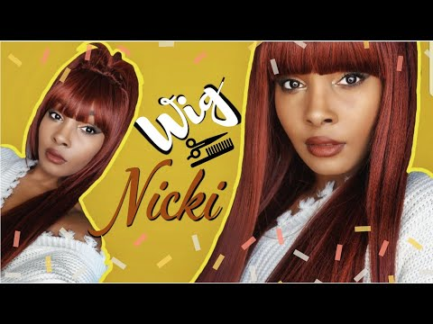 Beauty4U| Pure Natural Bohemian Wig Nicki