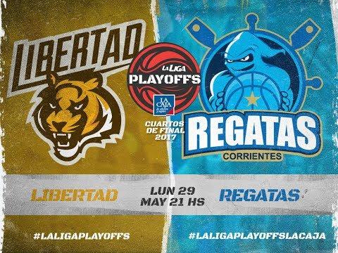 Liga Nacional: Libertad vs. Regatas   #LaLigaEnTyC