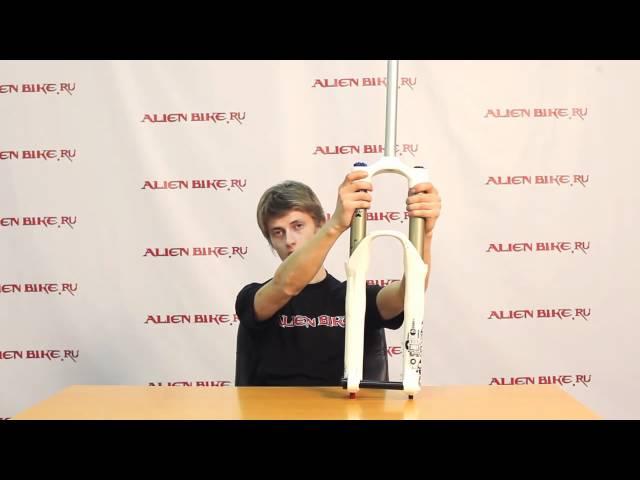 Купить Вилка Rock Shox Totem RC2 DH - Coil (2011) в веломагазине Alienbike
