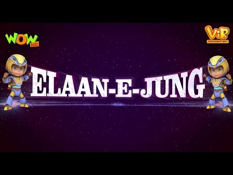 Video Elaan-E-Jung - Movie - Vir The Robot Boy - With ENGLISH, SPANISH & FRENCH SUBTITLES! download in MP3, 3GP, MP4, WEBM, AVI, FLV January 2017