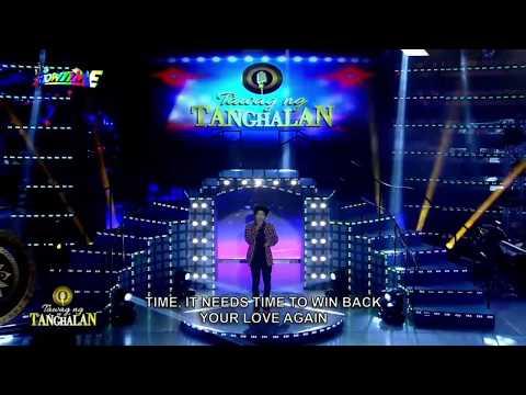 Tawag ng Tanghalan: Jamir Camases   Still Loving You   October 14, 2017