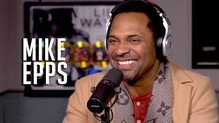 Hot 97 - Mike Epps talks New Richard Pryor Movie, Thoughts on Bill Cosby + Working w/ Lebron James!