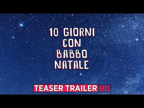 Preview Trailer 10 giorni con Babbo Natale, trailer del film con Fabio De Luigi e Valentina Lodovini