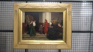 Fries Museum doet grote aankoop met schilderij Alma Tadema