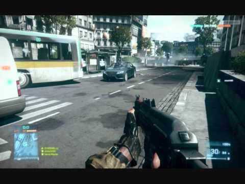 Battlefield 3 BETA RPG Bug