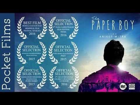 An Award Winning Touching Short Film - The Paper Boy