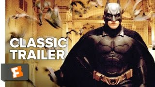 Nonton Batman Begins  2005  Official Trailer  1   Christopher Nolan Movie Film Subtitle Indonesia Streaming Movie Download