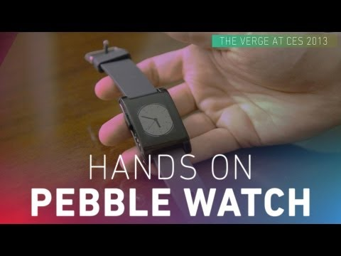 Video of Pebble