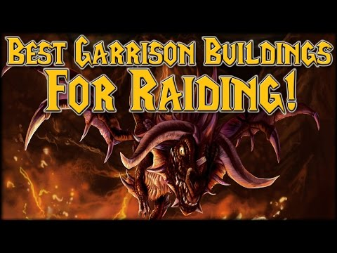 garrison - Pieced together from common knowledge and discussions on beta forums! These seem to be the buildings which could offer you an edge in the PvE game! ---------...