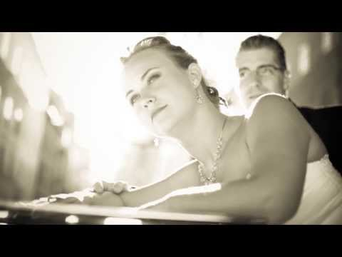 The Wedding Photographer - Csaba Vigh & Barbara Dósa - backstage (видео)