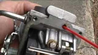 9. 07 Yamaha Virago 250 Carb Cleanout