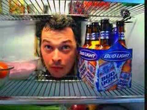 bud light beer commercial