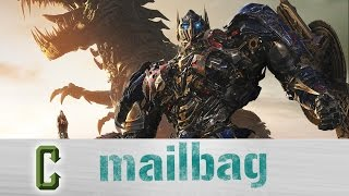 Collider Mail Bag - Why Does Michael Bay Get Blamed For Transformers? by Collider