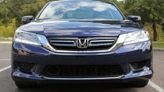 2014 Honda Accord Hybrid - First Drive