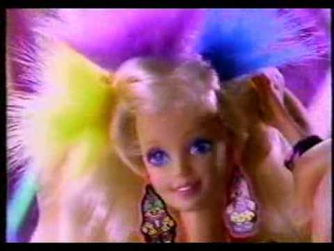 pregnant barbie doll. Troll Barbie doll commercial