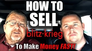 How To Sell and Make Money Fast by Lynn Coleman and Todd Binkley