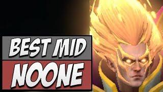 VP.Noone Invoker - Best Midlaner   Dota Gameplay