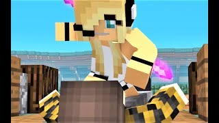 Video NEW Minecraft Song Hacker 6 - Psycho Girl VS Hacker! Minecraft Animations and Music Video Series MP3, 3GP, MP4, WEBM, AVI, FLV Maret 2018