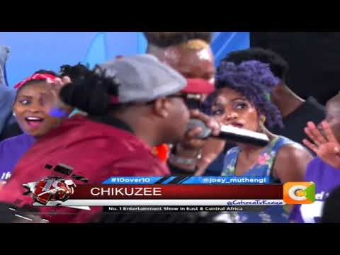 Chikuze Performing Live #10Over10