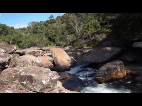 Santo Antônio do Rio Abaixo - Cachoeira do Chuvisco Parte 2