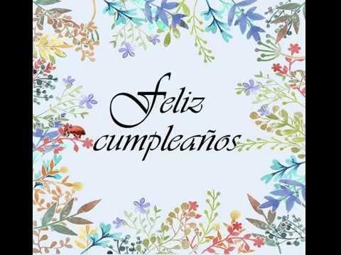 Felicitaciones de cumpleaños feliz