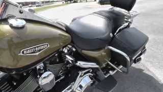 6. 2007 Harley Davidson Road King Classic FLHRC - Used Motorcycle For Sale