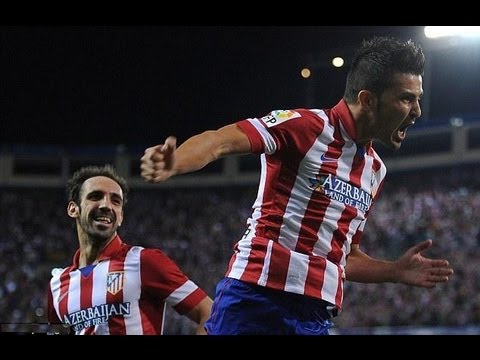 villa - David Villa Atlético Madrid 2013-14 - The Arrival, music: The Arrival (Instrumental) by Zack Hemsey, David Villa - highlights of the first matches for Atléti...