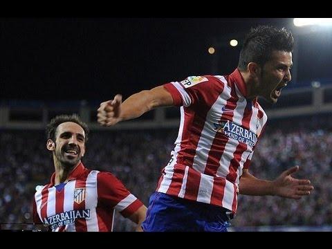 villa - David Villa Atlético Madrid 2013-14 - The Arrival, music: The Arrival (Instrumental) by Zack Hemsey, David Villa - highlights of the first matches for Atléti...