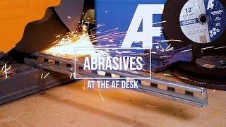 At the AF Desk At the AF Desk | Abrasives
