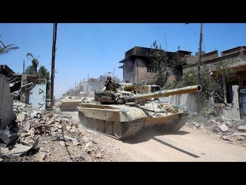 Ιράκ: Μάχες στην παλιά πόλη της Μοσούλης