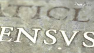 Durante el proceso de grabación, los autores de la iniciativa han encontrado una inscripción en una lápida de la época del Imperio Romano, que recoge el ...