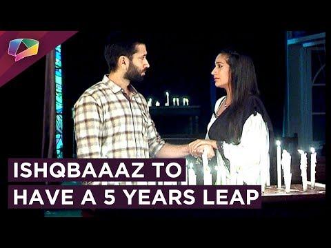 Shivaay And Anika's Changed Avataar | Ishqbaaaz