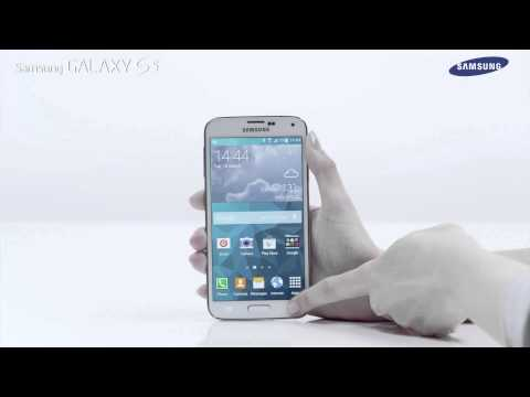 Samsung Galaxy S5 - Jak korzystać z przycisków w Galaxy S5 aby otwierać i poruszać się po menu