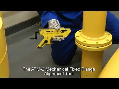 ATM-2 Mechanical Fixed Flange Alignment Tools