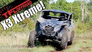 1. Can-Am Maverick X3 Turbo R Review- The Most Powerful and Bonkers Side-by-Side Ever!