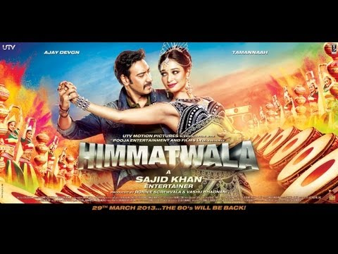 Himmatwala Official Trailer - Ajay