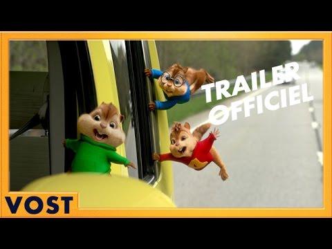 Alvin et Les Chipmunks : À fond la caisse - Bande annonce 2 (VOST)