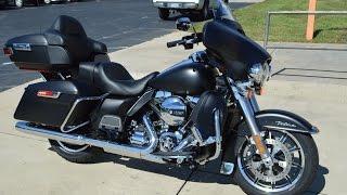 5. SOLD! 2016 Harley-Davidson® FLHTCU - Electra Glide® Ultra Classic® Black Denim 3444