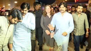 Video Pawan Kalyan Watched Rangasthalam Movie With His Family Members | Ram Charan MP3, 3GP, MP4, WEBM, AVI, FLV April 2018