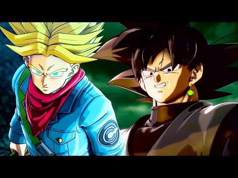 Dragon Ball Xenoverse 2 Saga Goku Black - Pelicula Sub Español (OST Dragon Ball Super)
