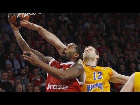 Top 16 Round 11 MVP: Bradley Wanamaker, Brose Baskets Bamberg